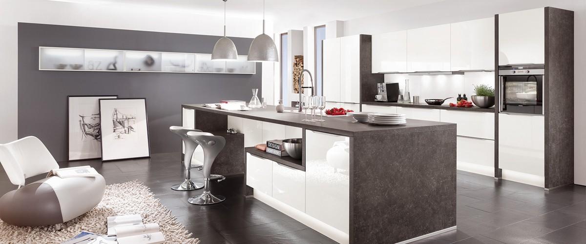 Klassische Küche Vetra951 von Nobilia - günstig kaufen beim Küchensonderverkauf