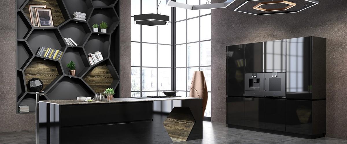 Moderne Küche Mailand von Bauformat - günstig kaufen beim Küchensonderverkauf